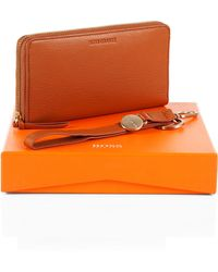 BOSS Orange - Set 'Wiola' With A Wallet And Key Rings - Lyst