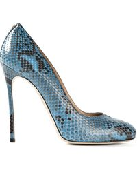 DSquared2 Round Toe Pumps - Lyst