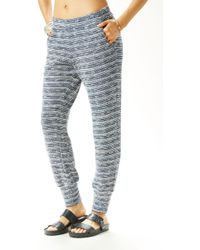 Velvet By Graham & Spencer Denim Terry Pant - Lyst