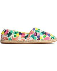 H&M Espadrilles multicolor - Lyst