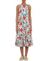 Thakoon Floral Print Dress - Lyst