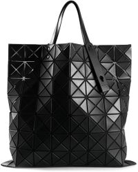 Bao Bao Issey Miyake Black Prism Tote - Lyst