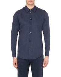 La Perla - Regular-fit Linen Shirt - Lyst