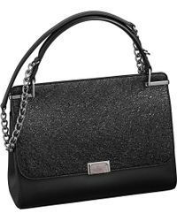 Cartier Jeanne Toussaint Leather Chain Bag - Lyst