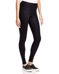 Benjamin Jay - Maverick Coated Leggings - Lyst