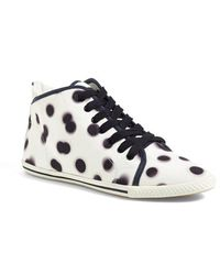 Marc By Marc Jacobs Print High Top Sneaker - Lyst