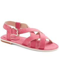 Mojo Moxy My Fairground Lady Sandal in Cotton Candy - Lyst