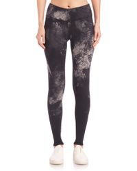Alo Yoga | Airbrush-print Leggings | Lyst