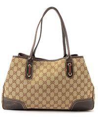Gucci Pre-Owned Princy Tote Bag - Lyst
