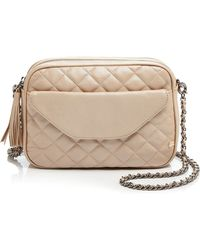 SJP by Sarah Jessica Parker - King Quilted Crossbody - Lyst