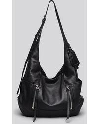 Olivia Harris Hobo Unzipped - Lyst