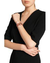 BOSS - Leather Bracelet: 'berlin Bracelet' - Lyst