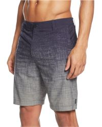 Kenneth Cole Reaction Street Crossover Shorts blue - Lyst