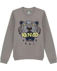 Kenzo Wt Neon Font Sweat - Lyst