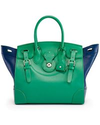 Ralph Lauren Colorblocked Soft Ricky - Lyst