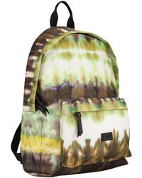 MSGM Tiedye Backpack - Lyst