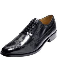 Cole Haan Lionel Long Wing-tip Oxford - Lyst