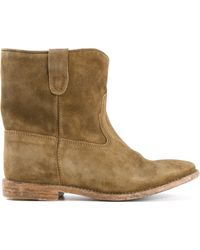 Isabel Marant Crisi Ankle Boot - Lyst