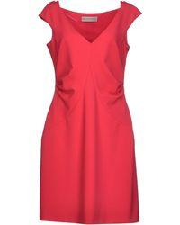 Emilio Pucci Short Dress pink - Lyst