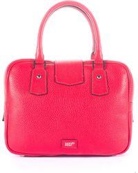 Red Valentino   Leather Handbag   Lyst