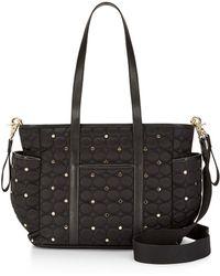 Rebecca Minkoff Marissa Baby Bag black - Lyst