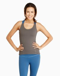 Threads 4 Thought Blossom Yoga Tank blue - Lyst