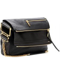Chloé Vanessa Medium Leather Shoulder Bag - Lyst