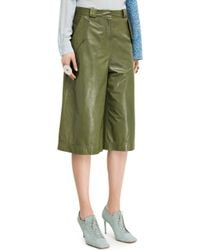 Acne Studios Hunter Paper Green - Lyst