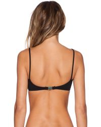 Marc By Marc Jacobs - Solid Sam Bikini Top - Lyst