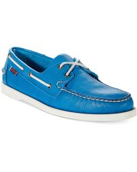 Sebago Docksides Boat Shoes - Lyst