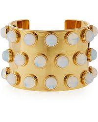 Lele Sadoughi - Sands Of Time Spotted Cuff Bracelet - Lyst