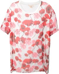 Giambattista Valli Loose Fit T-Shirt - Lyst