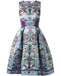 Mary Katrantzou Austere Dress - Lyst