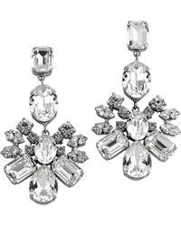 Mews London - Chandelier Earrings - Lyst