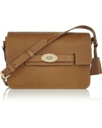 Mulberry The Bayswater Leather Shoulder Bag - Lyst