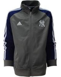 Adidas Boys New York Yankees Bullpen Jacket - Lyst