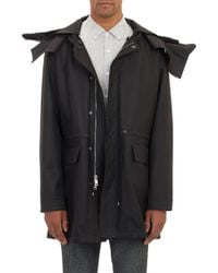 Todd Snyder Hooded Parka - Lyst