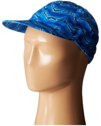 Marc By Marc Jacobs Electric Ikat Nylon Hat - Lyst