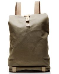 Kaufmann Mercantile Brooks 24 L Canvas Backpack - Lyst