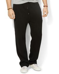 Ralph Lauren Polo Big and Tall French-rib Athletic Pants - Lyst