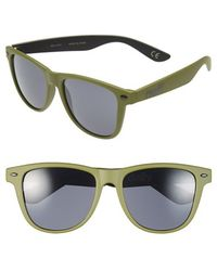 Neff | 'Daily' 54Mm Sunglasses - Military Soft Touch | Lyst