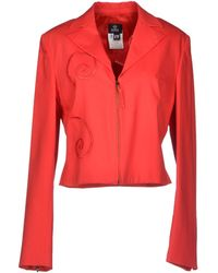 Versace Jeans Couture Blazer - Lyst