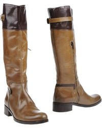 Vic Matie' Highheeled Boots - Lyst