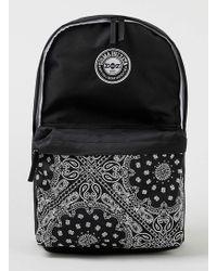 LAC - Bk Bandanna Frat Backpack - Lyst