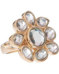 Isharya - Mirror Flower Ring - Lyst