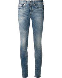 Levi's Skinny Jeans - Lyst