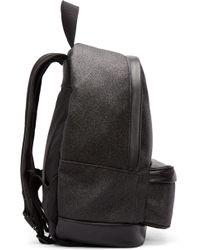 Palm Angels - Black Shimmering Backpack - Lyst