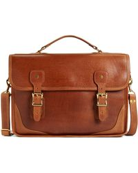 Brooks Brothers Jw Hulme Briefcase - Lyst