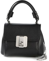 Serapian 'Gina' Crossbody Bag - Lyst