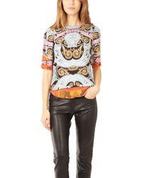 Twelfth Street Cynthia Vincent | Shirt Tail Tee | Lyst